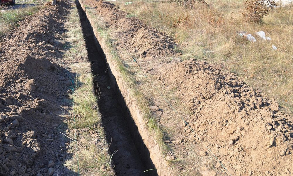 trench-drain-cleaning